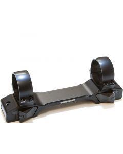 Innomount 1-piece Quick Release (QR) Mount - Weaver/Picatinny to 30mm Rings - Medium