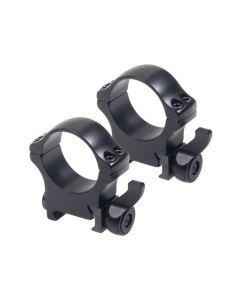 Recknagel Picatinny 30mm BH 12mm QD Rings