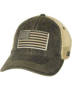 7.62 Design Felt Flag Trucker Cap