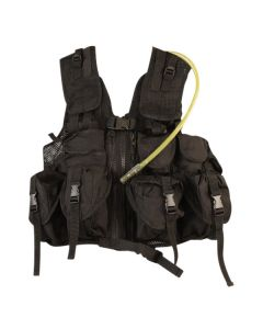 Kombat UK Ultimate Assault Vest - Black Optics Warehouse