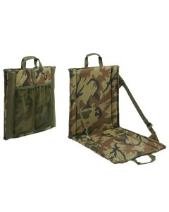 Brandit Foldable Seat - Woodland