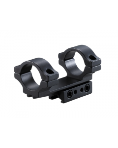 BKL-253 Black 1 inch 1 PC 3 Long Cantilever Medium Scope Mount