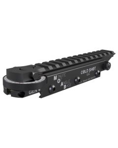 Cold Shot M.O.A.B 300 Minutes of Angle Gen 4 Extreme Long Range Adjustable Rail