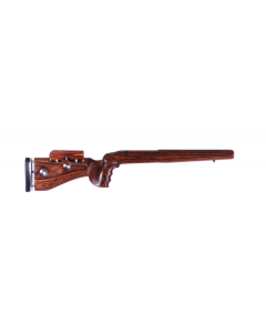 GRS Adjustable Stock, Hybrid to suit a Remington 700 Short Action Right Hand, Brown