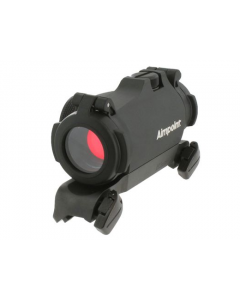 Aimpoint MICRO H-2 4 MOA Black Red Dot Sight with Blaser Mount