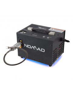 Ex-Demo Air Venturi Nomad II 4500 PSI Portable PCP Compressor