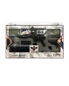 RW Mini's AR 15 non-firing Toy Model 1/3 Scale Replica Rifle
