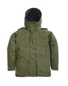Arktis Avenger Coat & Detachable Fleece - Olive Green
