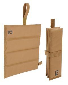 Brandit Foldable Sit Mat - Camel