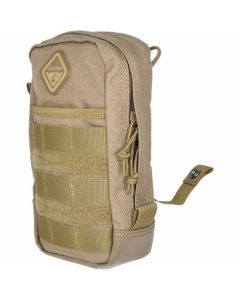 Hazard 4 Broadside Pouch Molle Modular Zip-Pouch - Coyote