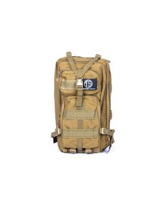 Territory Supply Tactical Molle 45L Assault Backpack - Khaki