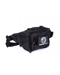 Territory Supply Tactical Waist Bag - Black