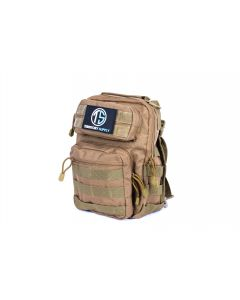 Territory Supply Tactical Molle Shoulder Pack - Khaki