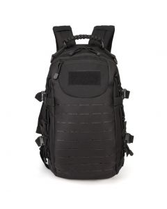 Territory Supply Tactical Laptop Molle 25L Backpack - Black