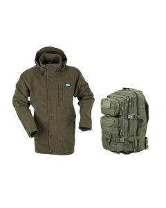 Ridgeline Monsoon Classic Jacket - Field Olive - Optics Warehouse