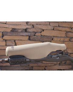 "ScopeCoat Coyote XP-6 Flak Jacket Large 50 12.5""x 50mm 6mm Neoprene Scope Cover Protective Jacket"