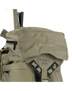 Eberlestock FannyTop Pack Mountable Go-Bag - Dry Earth