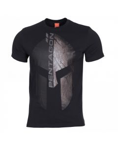 Pentagon Eternity T-Shirt - Black
