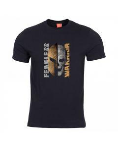 Pentagon Fearless Warrior T-Shirt - Black