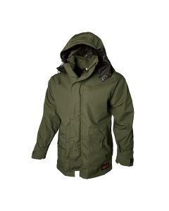 Fortis Field Jacket - Olive Green