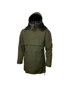 Fortis Long Field Smock - Without Fibre Pile - Olive Green