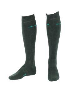 Ridgeline Cotton Boot Socks - Olive