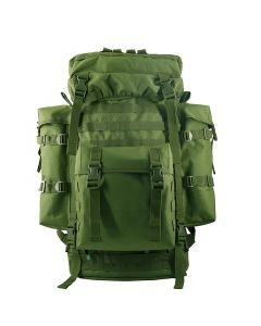 Territory Supply Tactical 80L Expedition Backpack - Green