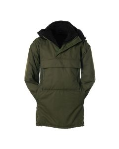 Fortis Ladies Long Field Smock - With Fibre Pile - Olive Green