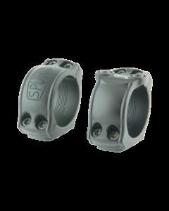 Spuhr HB30-21 30mm Hunting Blaser Saddle Low Scope Rings - 1 interface