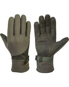 Holik Lena Side Open Gloves - Green