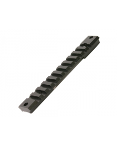 Warne Tactical Steel Picatinny Rail, Savage SA Accu Trigger 20 MOA