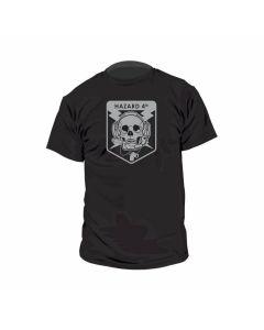 Hazard 4 Operator Skull Graphic T-Shirt - BLK