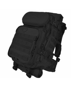 Hazard 4 Overwatch Rifle Roll-Out Carry Day Pack - Black