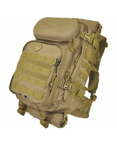 Hazard 4 Overwatch Rifle Roll-Out Carry Day Pack - Coyote