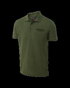 Shooter King Green Polo Shirt