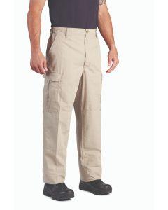 Propper Uniform BDU Trousers Polycotton Ripstop - Khaki