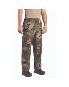 Propper Uniform BDU Button Fly Polycotton Twill - Woodland