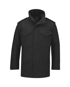 Proper M65 Black Field Coat