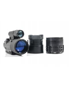 Pulsar F155 Digital Night Vision Attachment + FN 50mm Cover Ring Adapter Optics Warehouse