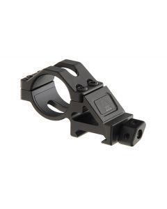 UTG Tactical Angled Offset Ring Mount 27mm