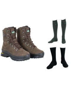 Ridgeline Aoraki Boots and Socks Combo