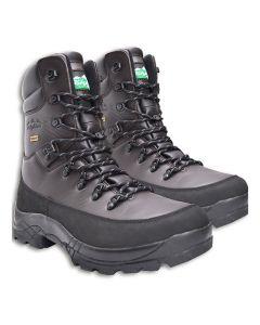 Ridgeline Warrior EXP Leather Boot Weatherproof Black/Brown UK 6(US7)