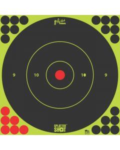 "Pro-Shot SplatterShot® 12"" Green Bullseye Target"