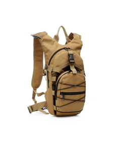 Territory Supply Lightweight Tactical 3L Hydration Backpack - Khaki