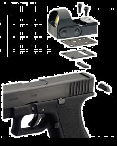 Delta Mini Dot HD mount for Glock 10 mm