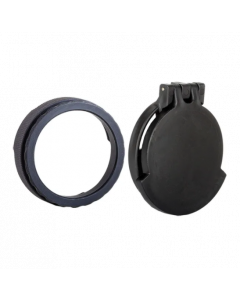 Tenebraex Ocular Flip Cover with Adapter Ring for Schmidt and Bender 24mm Rifle Scopes