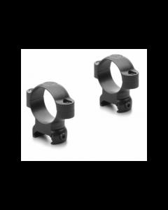 Leupold LRW Weaver 30mm Steel Rings-High