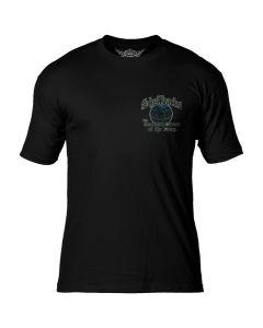 7.62 Design Shellbacks Ancient Order Black T-Shirt
