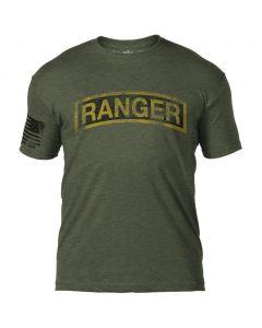 7.62 Design Ranger Tab Heather Military Green T-Shirt