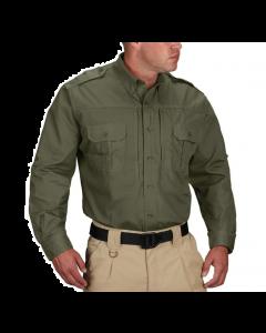 Tactical Shirt - Olive - Long Sleeve